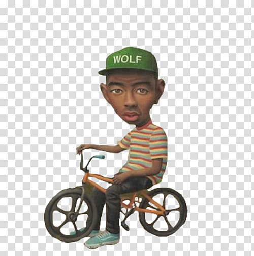 Tyler, The Creator Camp Flog Gnaw Carnival Odd Future Wolf.