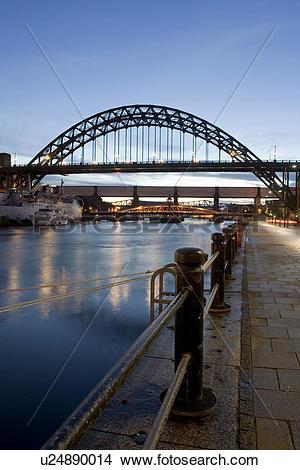 Stock Photo of England, Tyne and Wear, Newcastle upon Tyne, The.