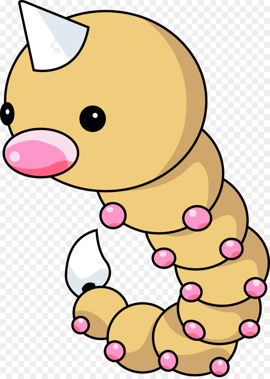 bug type pokemon names clipart Weedle Pokémon Ash Ketchum.