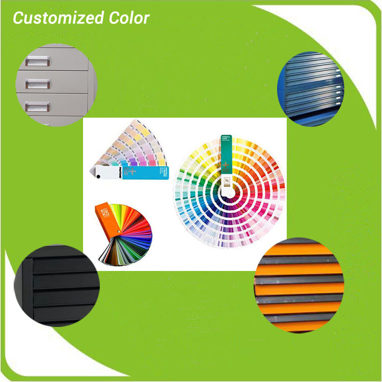 Wholesale Dubai Modern Type High Quality Map Drawers Metal Drawer.