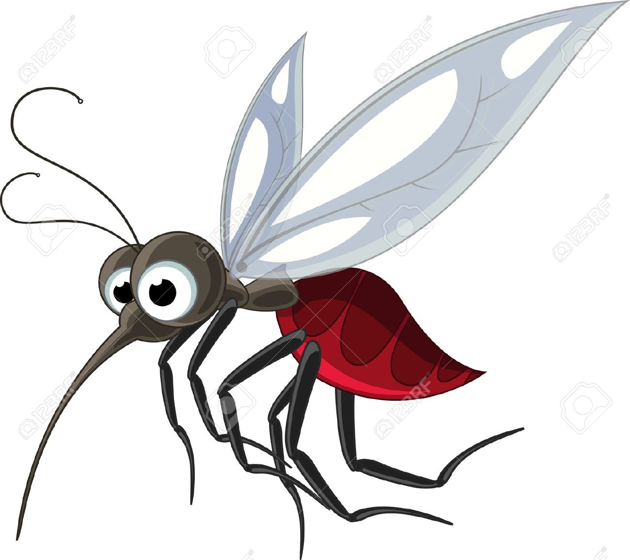 Mosquito clip art free clipart images wikiclipart.
