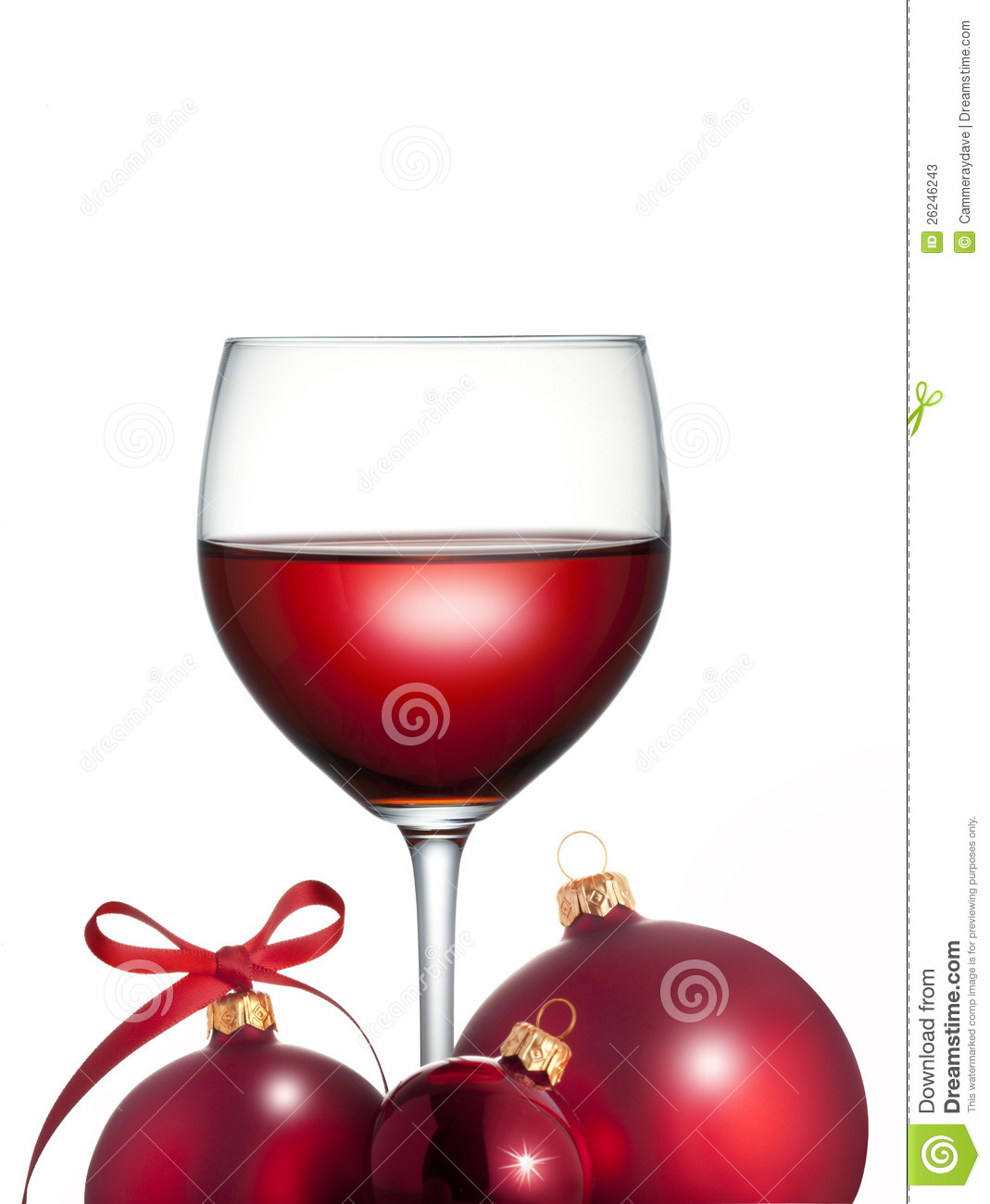 Christmas wine clip art.