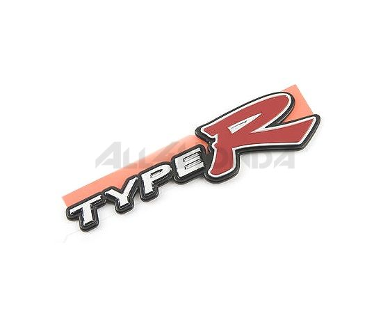 OEM Honda Type R logo rear (Civic 01.