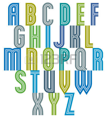 Typeface clipart #19