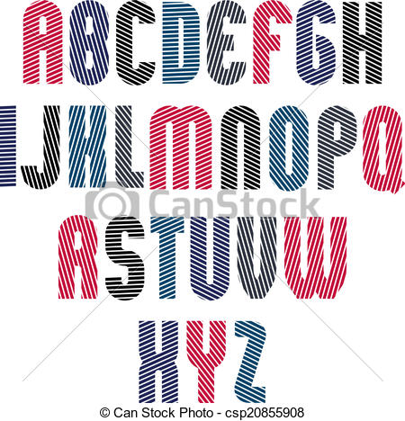 Typeface clipart #14