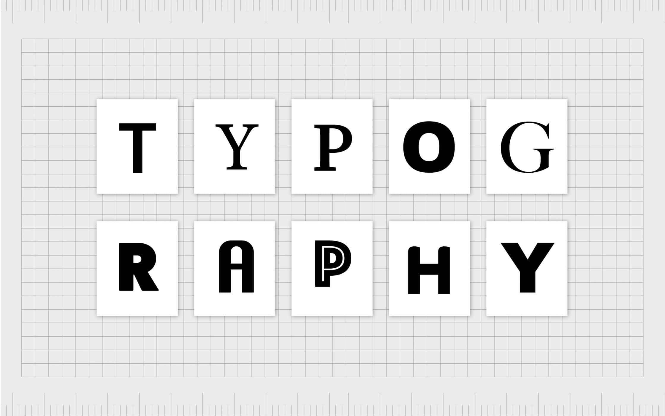 Font Psychology And Typography Inspiration In Logo Design.
