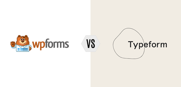 Typeform Alternative for WordPress: WPForms vs Typeform.