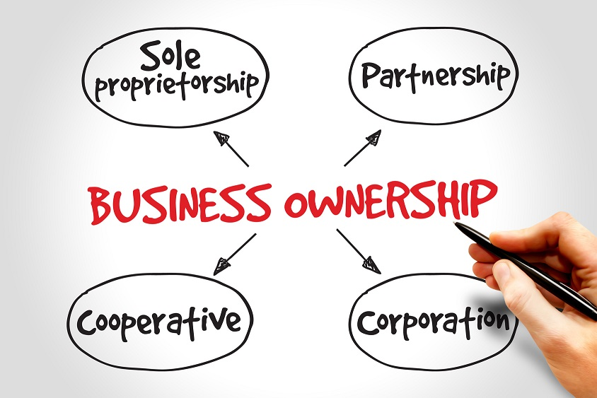 business ownership.