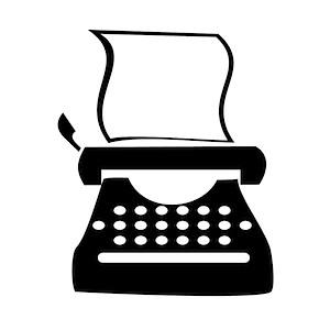 Typewriter Clipart & Typewriter Clip Art Images.