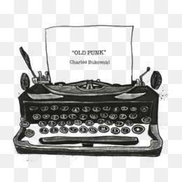 Typewriter Png, Vectors, PSD, And Clipar #160597.