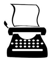 Free Typewriter Clipart.