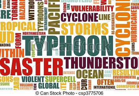 Typhoon Clip Art.