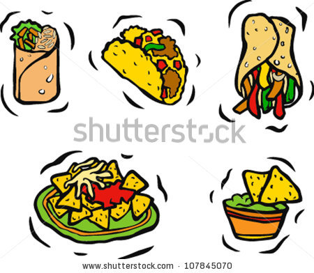 Mexican Food Clipart & Mexican Food Clip Art Images.