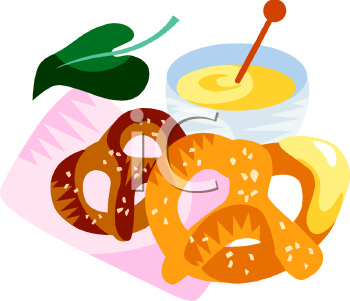 German food clipart.