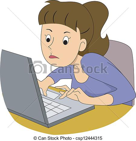 Typing Illustrations and Clip Art. 211,554 Typing royalty free.