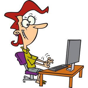 typing.