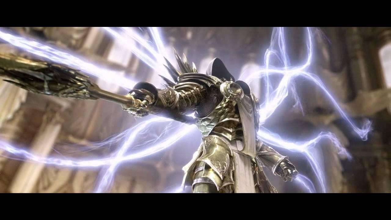 Diablo 3 Tyrael Clipart.