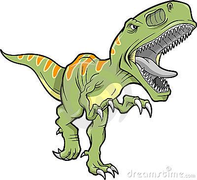 Tyrannosaurus clipart.