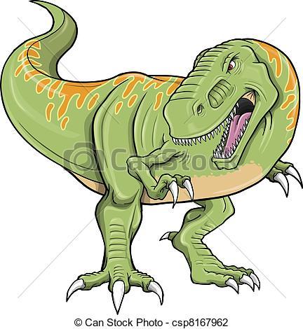 Tyrannosaurus Stock Illustrations. 4,218 Tyrannosaurus clip art.