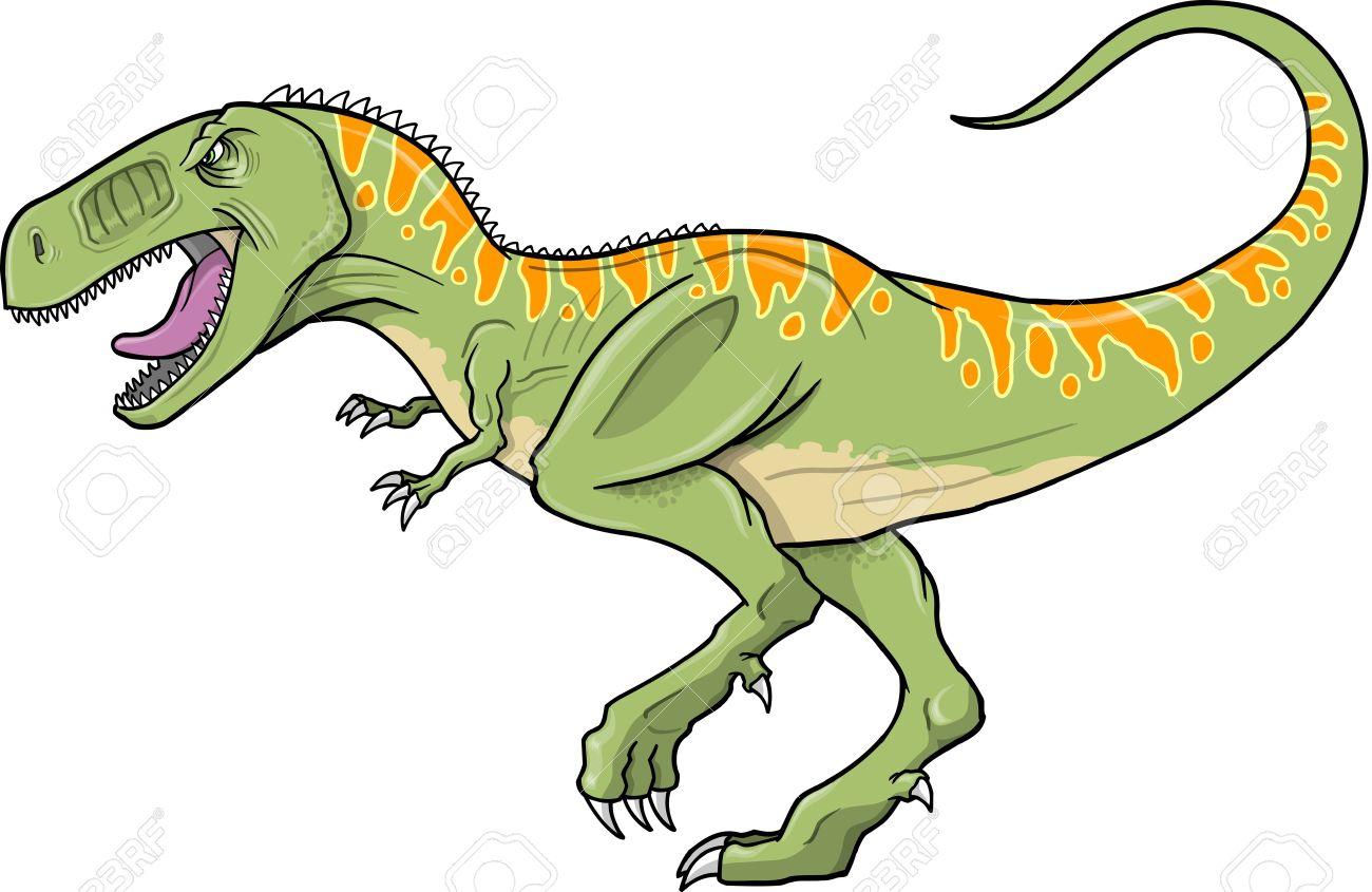 Dinosaur t rex clipart.