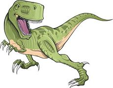 Tyrannosaurus rex clipart free.