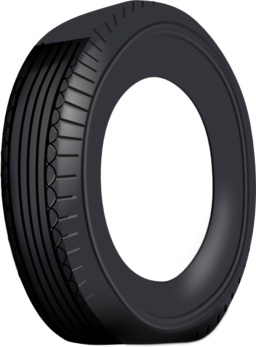 Tyre clipart.