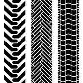 Stock Illustration of offroad car tyre k1977727.