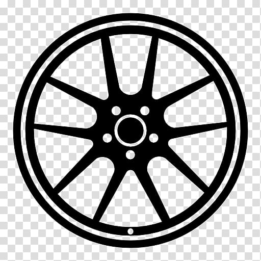Car Rim Alloy wheel Computer Icons, rim transparent.