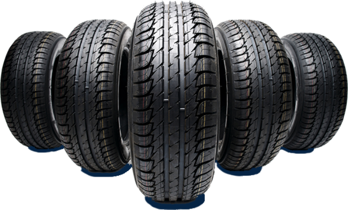 Tyre PNG Background Image.