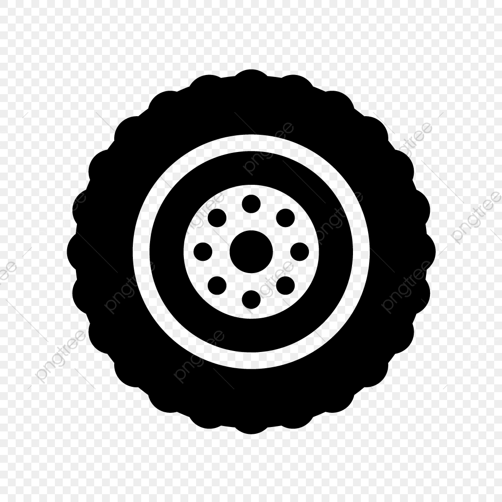 Vector Tyre Icon, Tyre Icon, Wheel, Wheel Cup PNG and Vector.
