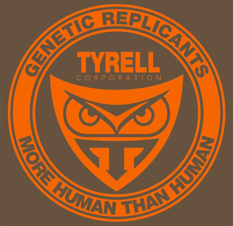Tyrell corporation Logos.