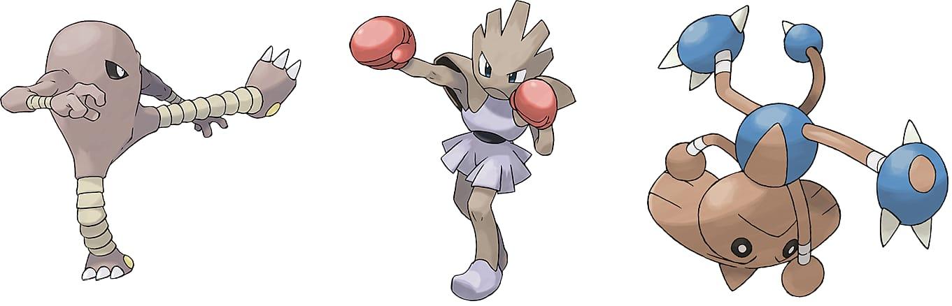 Pokemon Go Tyrogue Evolution Guide.