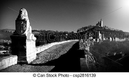 Stock Photographs of Tsarevets, Bulgaria.