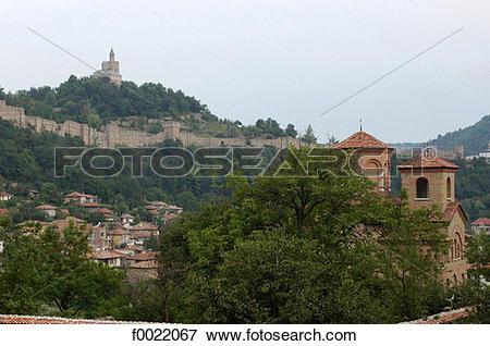 Picture of Bulgaria, Veliko Tarnovo, Tsarevets Hill, Saint.