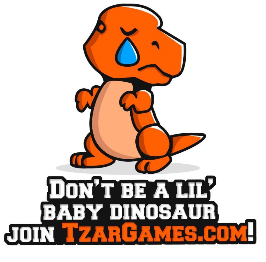 Tzar Games.