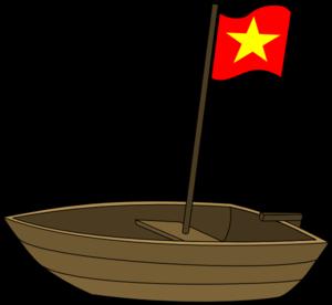 Boat Hong Anh Clip Art at Clker.com.