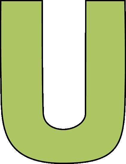 U clipart 1 » Clipart Station.
