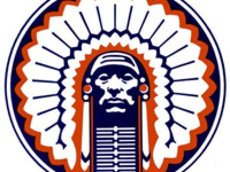 New University of Illinois \'Chief Illiniwek\' commercial use.