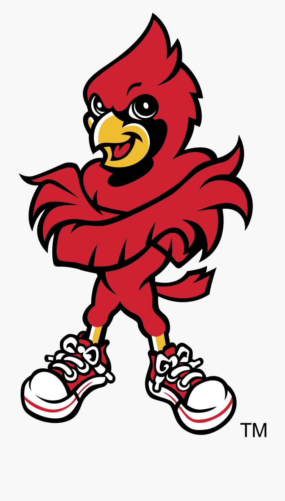 Louisville Cardinals Logo Png Transparent.
