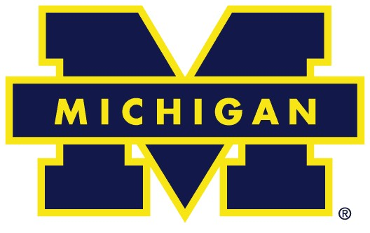 University Of Michigan Clip Art.