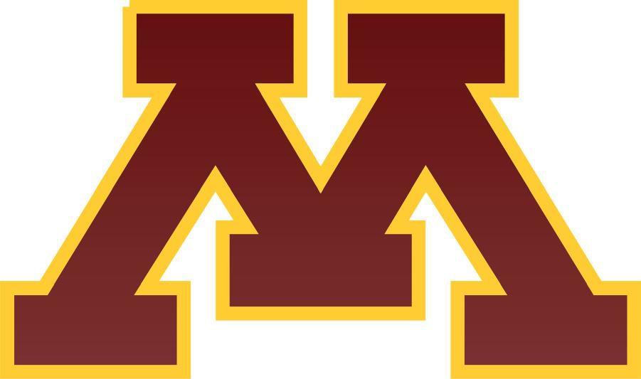 U of M logo.