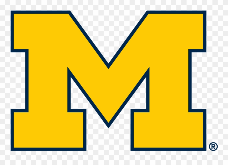 Official Ncaa University Of Michigan Wolverines.