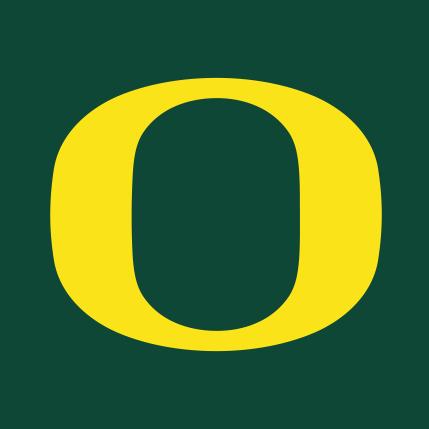 University of Oregon.