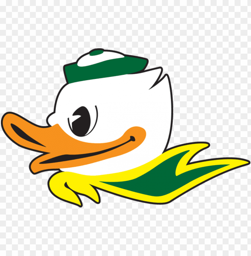 the university of oregon duck mascot by nike for the.