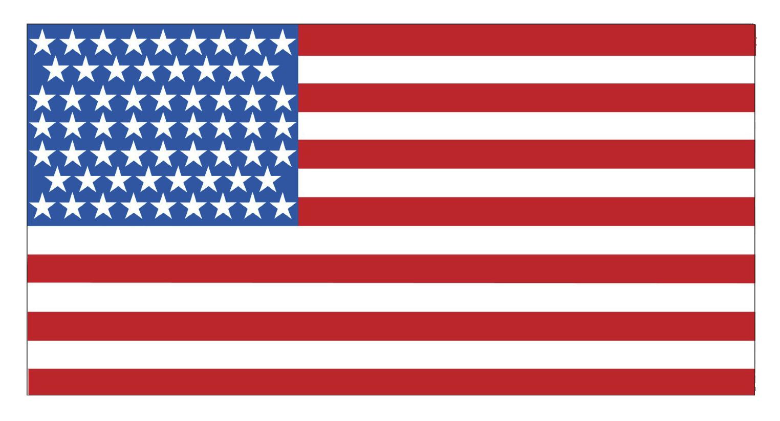 American Flag Clip Art.