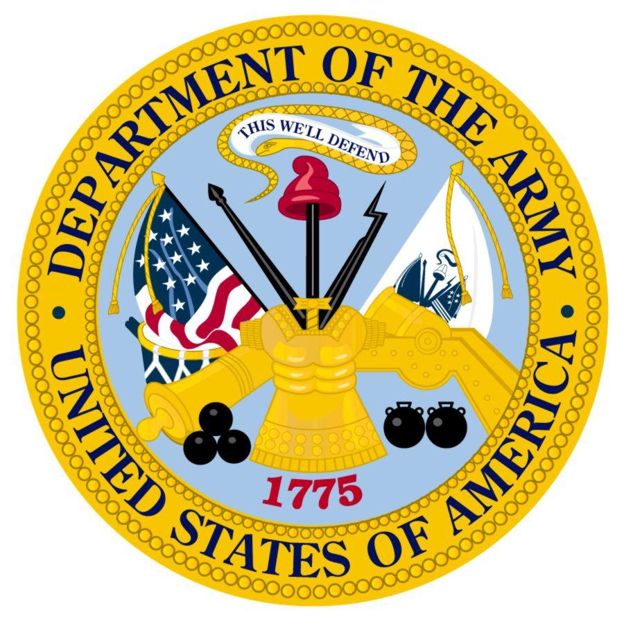 U.s. Army Clipart.