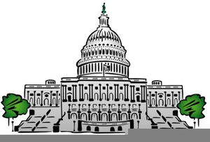Free Clipart Us Capitol Building.