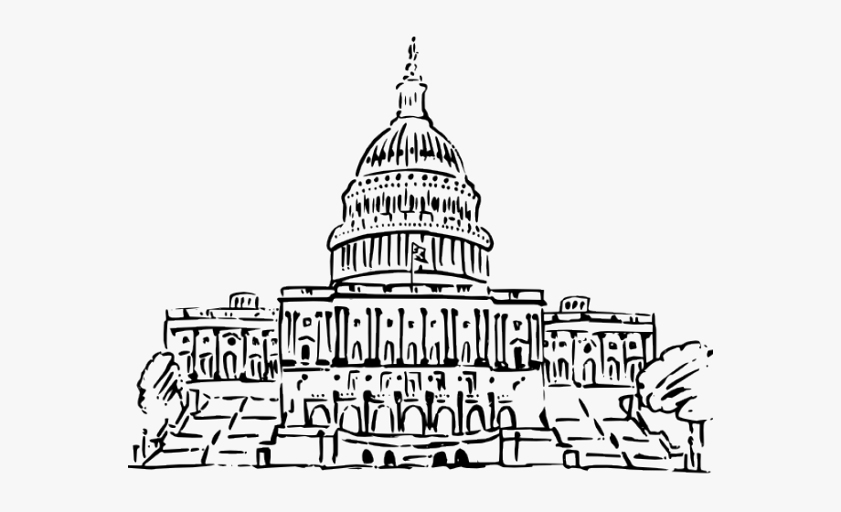 Drawn Bulding Congress Building.