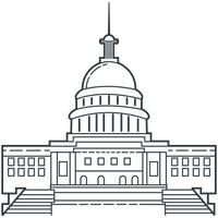 U.s. Capitol Clipart.