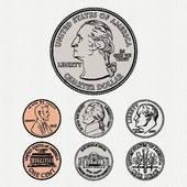 US Coins Cliparts Free Download Clip Art.